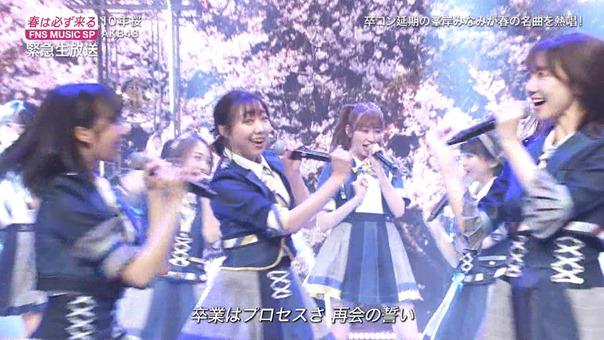 AKB48 - 10nen Zakura   Talk (FNS Ongaku Tokubetsu Bangumi 2020.03.21).ts - 00;38;26.838