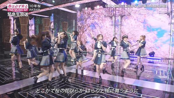 AKB48 - 10nen Zakura   Talk (FNS Ongaku Tokubetsu Bangumi 2020.03.21).ts - 01;02;34.265