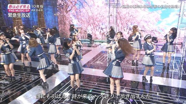 AKB48 - 10nen Zakura   Talk (FNS Ongaku Tokubetsu Bangumi 2020.03.21).ts - 01;11;48.806