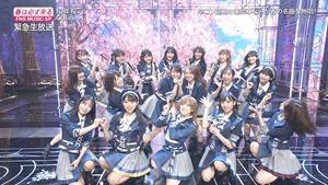 AKB48 - 10nen Zakura   Talk (FNS Ongaku Tokubetsu Bangumi 2020.03.21).ts - 01;25;40.979