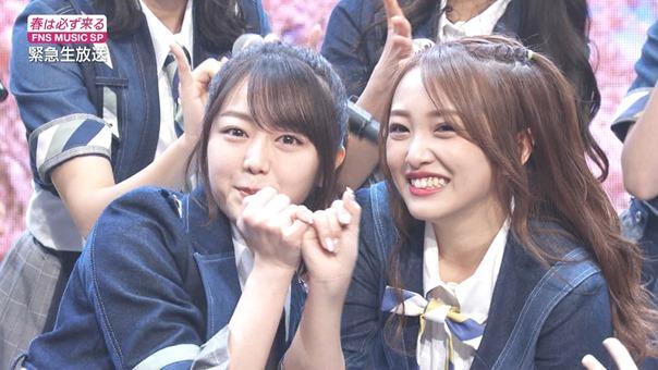 AKB48 - 10nen Zakura   Talk (FNS Ongaku Tokubetsu Bangumi 2020.03.21).ts - 01;26;43.414