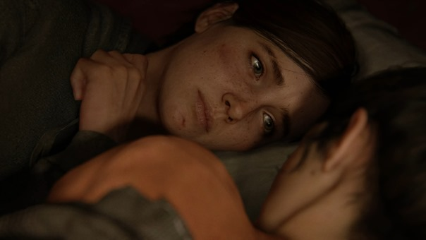 The Last of Us Part II - Official Story Trailer   PS4.mkv - 00;54;59.581