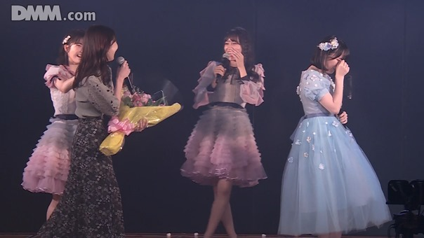 AKB48 200830 Kawamoto Saya Graduation Performance LOD 1900 1080p DMM HD.mp4_snapshot_01.01.15.342