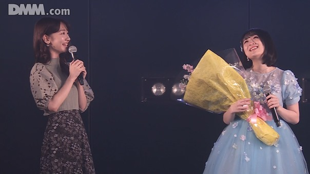 AKB48 200830 Kawamoto Saya Graduation Performance LOD 1900 1080p DMM HD.mp4_snapshot_01.03.14.597