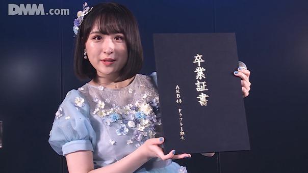 AKB48 200830 Kawamoto Saya Graduation Performance LOD 1900 1080p DMM HD.mp4_snapshot_01.18.14.333